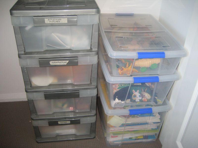 Clutter hotspots