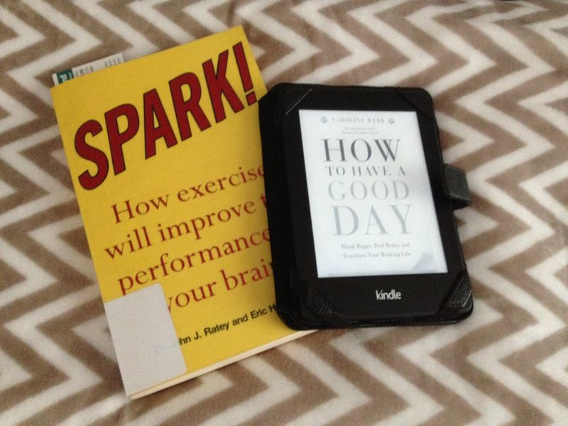 Spark_How to have a good day
