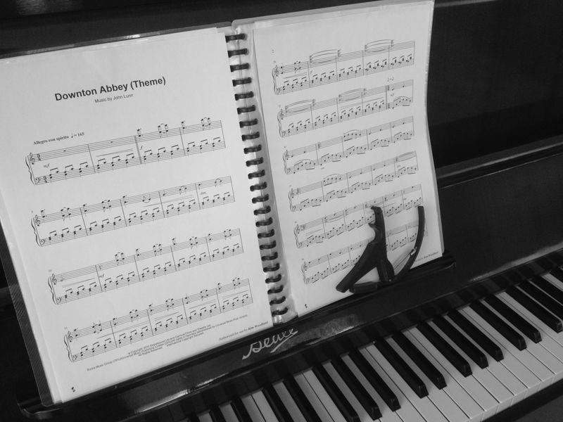 Downton Abbey sheet music
